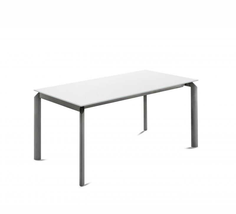 Dom Square Dining Tables In Most Current Energy Brushed Oak Dining Tabledomitalia (View 10 of 20)