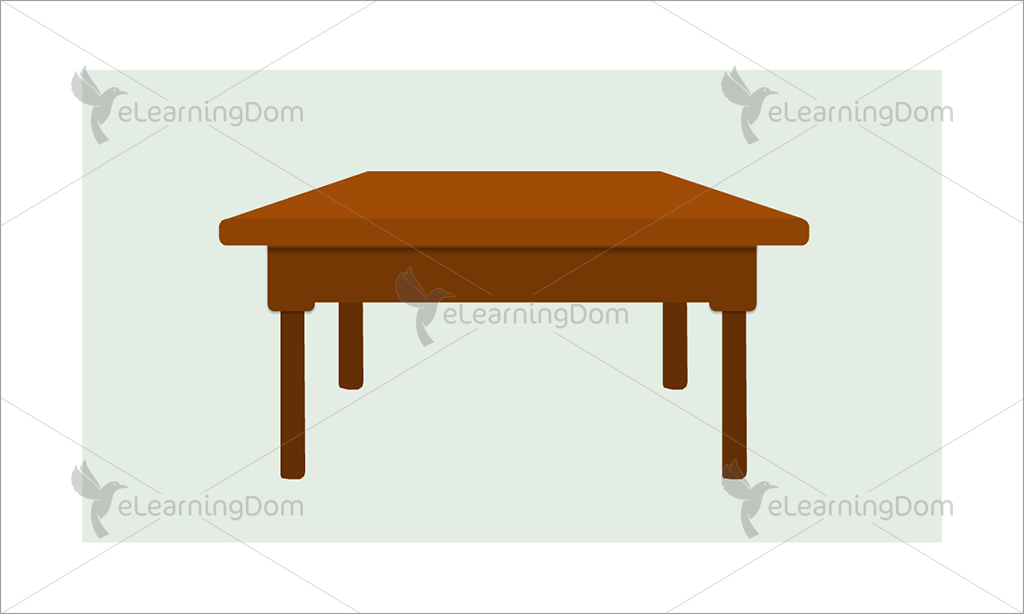 Inspiration about Dom Square Dining Tables In Well Known Large Wooden Dining Table – Elearningdom (#9 of 20)