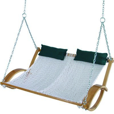 Inspiration about Double Rope Porch Swing In Porch Swings With Chain (#15 of 20)