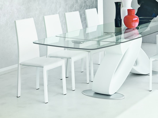 Eclipse Dining Tables In Favorite Italian Ideas: Eclipse Dining Table – Via Basse, 36056 Tezze (#8 of 20)