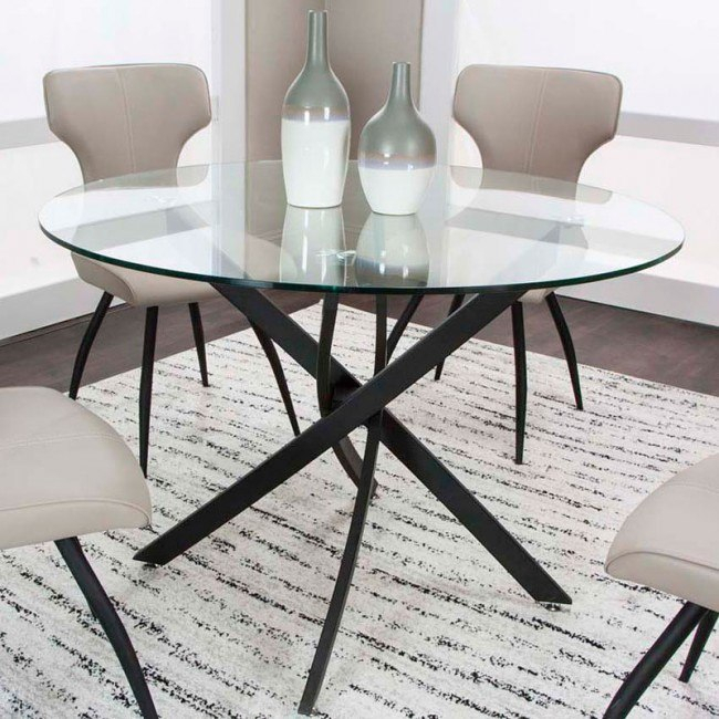 Eclipse Dining Tables Throughout Well Liked Eclipse Round Dining Table (#13 of 20)