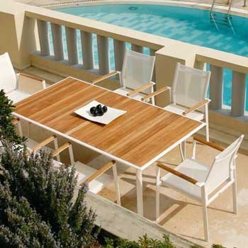 Eclipse Dining Tables With Well Known Teak Eclipse Dining Table  (#14 of 20)