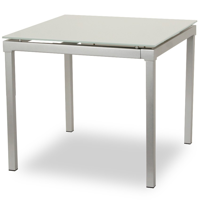 Extendable Dining Table – White (#5 of 20)