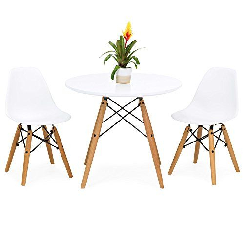 Famous Eames Style Dining Tables With Wooden Legs Inside Pin On Dining Table (#10 of 20)