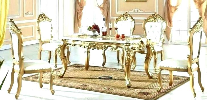 Favorite Fancy Dining Tables – Briobody (#7 of 20)