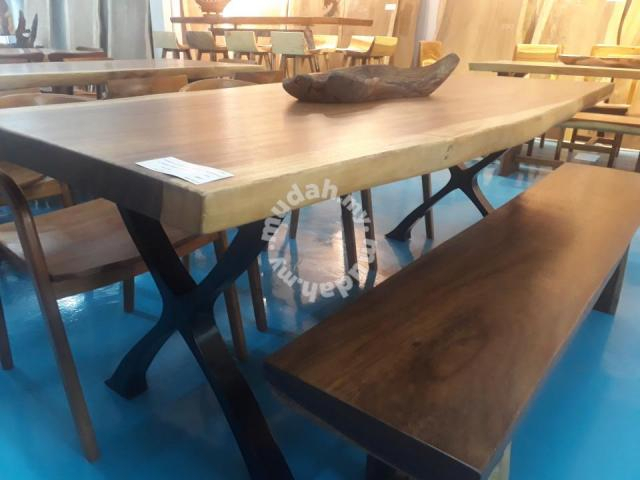 Favorite Unique Acacia Wood Dining Tables With Regard To Acacia Wood Dining Table (View 19 of 20)
