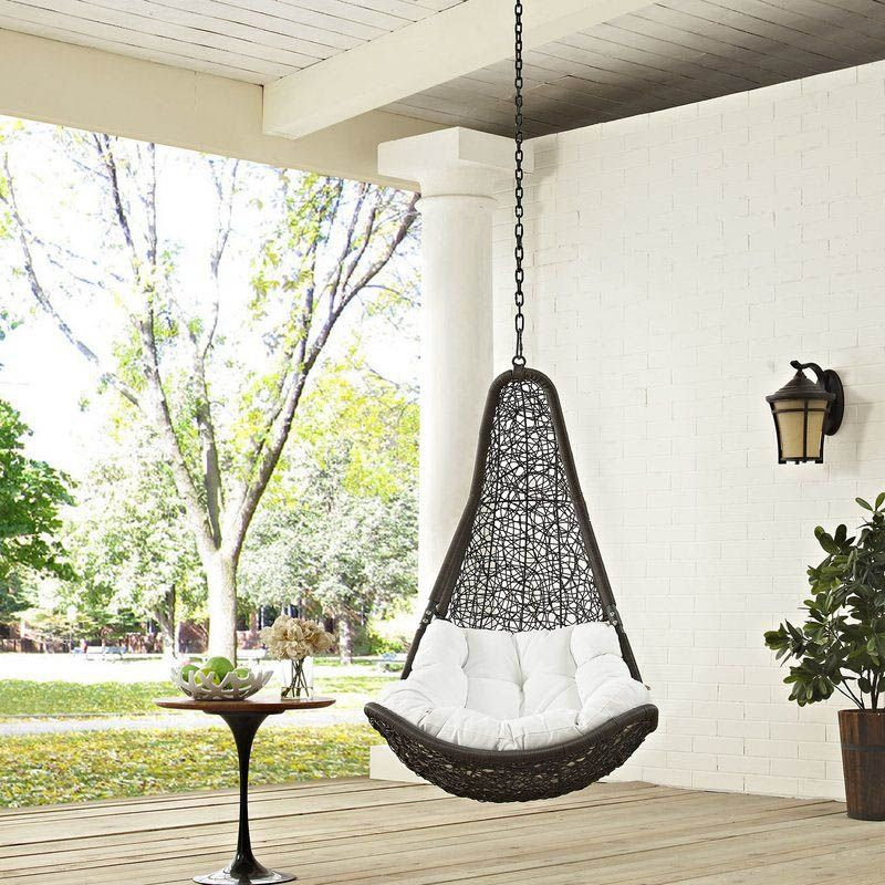 Free Diy Porch Swing Plans & Ideas To Chill In Your Front Within Lamp Outdoor Porch Swings (View 2 of 20)