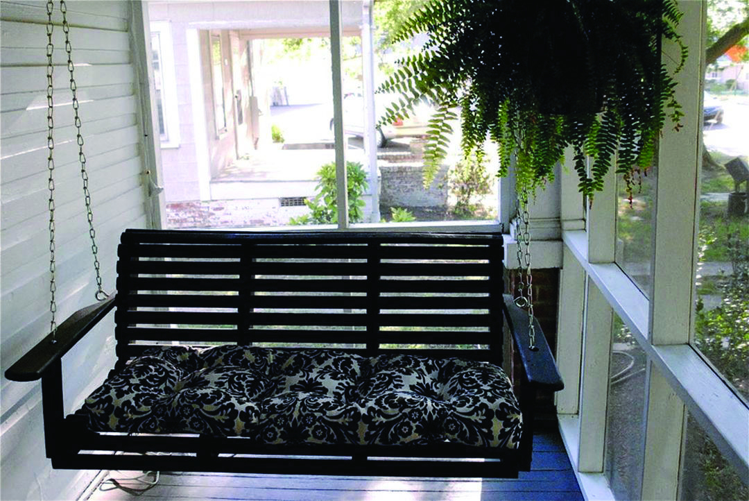 Free Do It Yourself Patio Swing Plans & Suggestions To Chill Within Rosean Porch Swings (View 18 of 20)