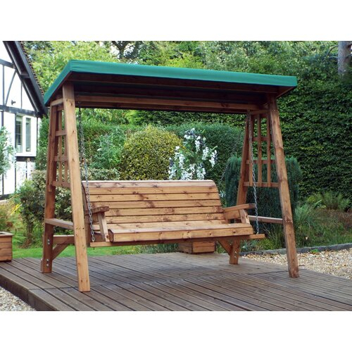 Freeport Park Aliyah Swing Seat With Stand In 2019 | Garden Inside 3 Seat Pergola Swings (View 4 of 20)