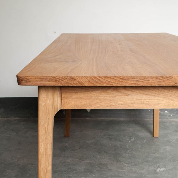 Furniture Within Well Known Transitional 8 Seating Rectangular Helsinki Dining Tables (#5 of 21)