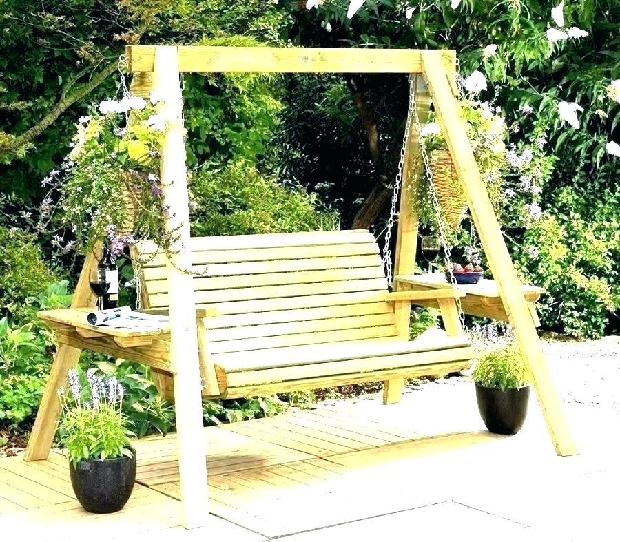 Garden Swing Bench – Matarakyat (#10 of 20)
