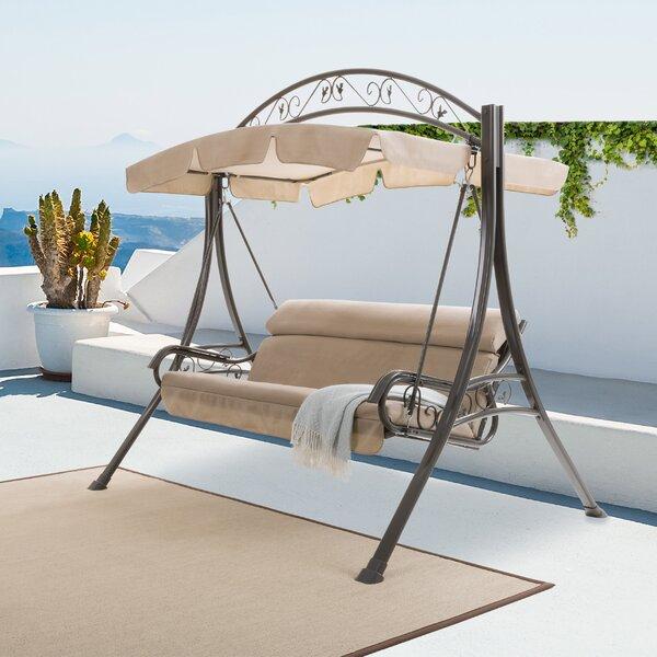 Garden Swings With Canopy | Wayfair (#6 of 20)