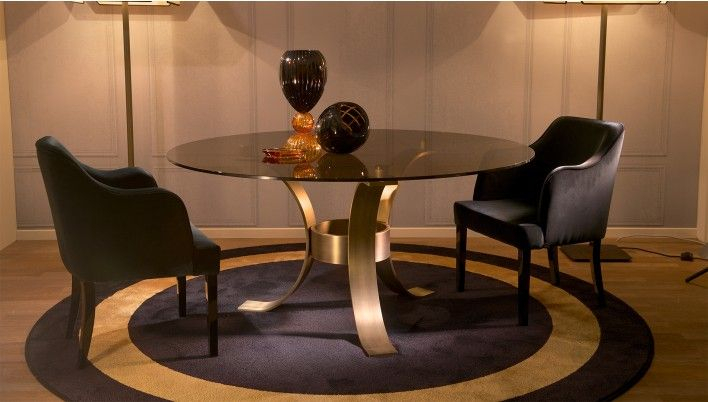 Glass Top Dining Table (#14 of 20)