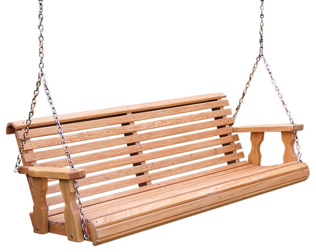 Popular Photo of Porch Swings With Chain