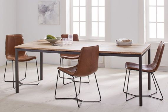 How To Buy A Dining Or Kitchen Table And Ones We Like For Pertaining To Most Current Contemporary 6 Seating Rectangular Dining Tables (#13 of 20)