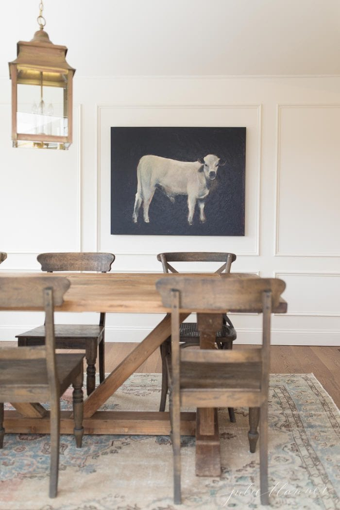 How To Protect A Restoration Hardware Dining Table Inside Most Up To Date Country Dining Tables With Weathered Pine Finish (#11 of 20)