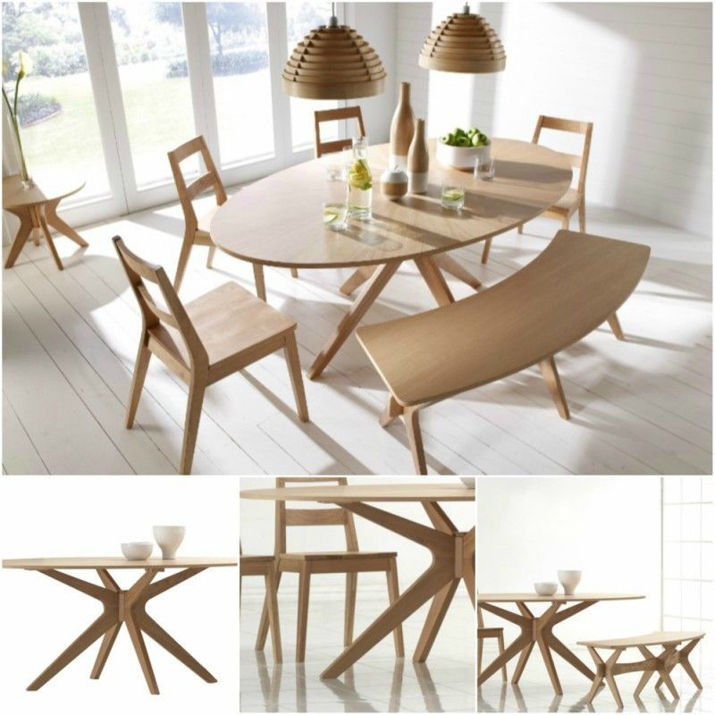 Inspiration about Large Oak Dining Table 8 Seater Country Style Kitchen Rustic For 2019 Rustic Country 8 Seating Casual Dining Tables (#3 of 20)