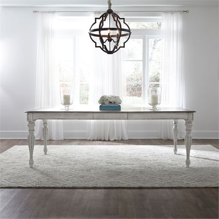 Inspiration about Liberty Within Widely Used Charcoal Transitional 6 Seating Rectangular Dining Tables (#18 of 20)
