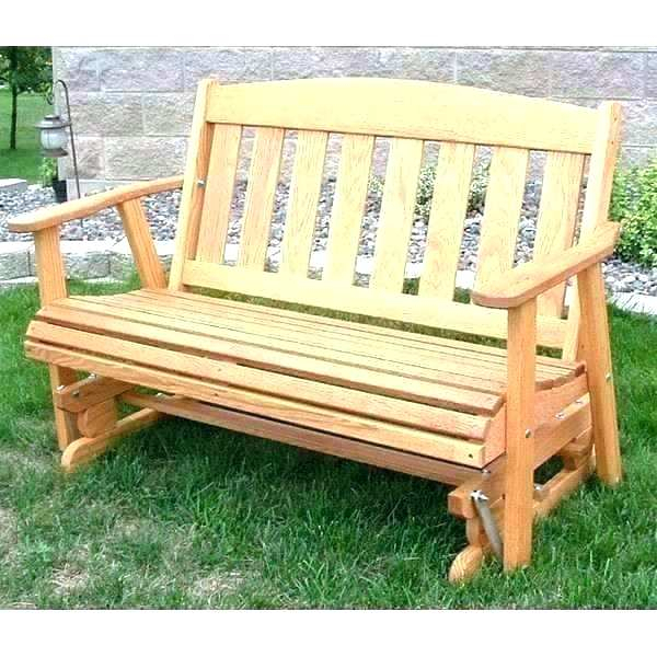 Inspiration about Lifetime Glider Bench – Kertonyono Within Outdoor Patio Swing Glider Bench Chairs (#17 of 20)