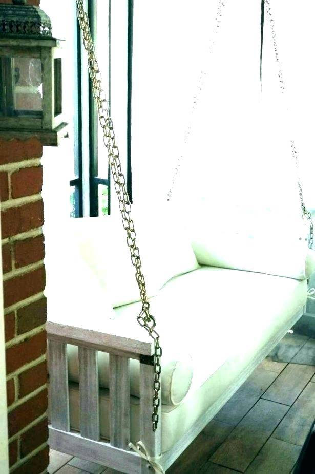Likable Hanging Porch Swing Beds Beautiful Home Decor Plans With Patio Hanging Porch Swings (#10 of 20)