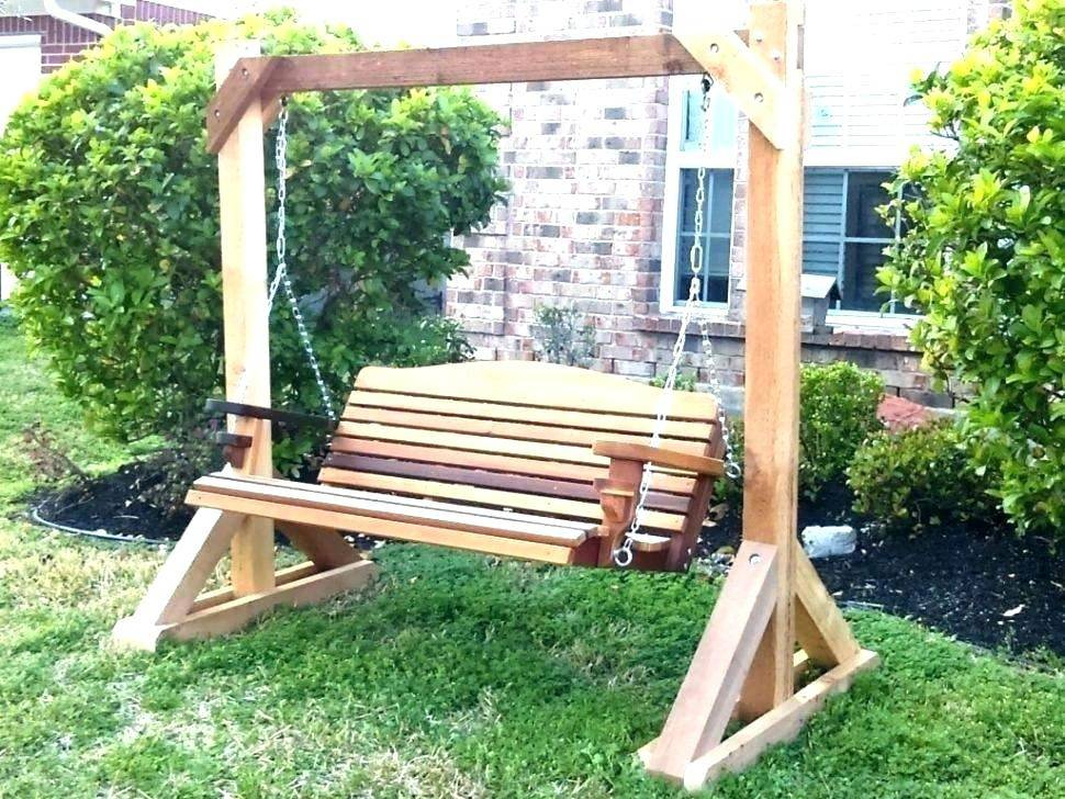 Inspiration about Likable Swing Bench Outdoor Furniture Patio Canopy Set Plans Inside Patio Gazebo Porch Swings (#16 of 20)