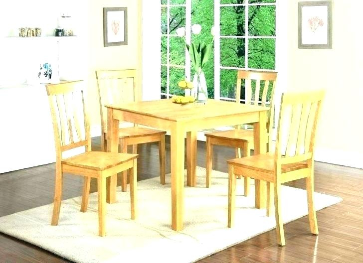 Medium Dining Tables Intended For Most Recently Released Small Dining Table Set For 4 Medium Size Of All Kitchen (View 7 of 20)
