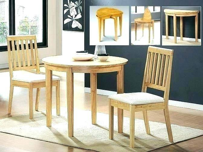Medium Elegant Dining Tables Pertaining To Current Medium Small Kitchen Table Chairs Round And Dining Marvelous (#11 of 20)
