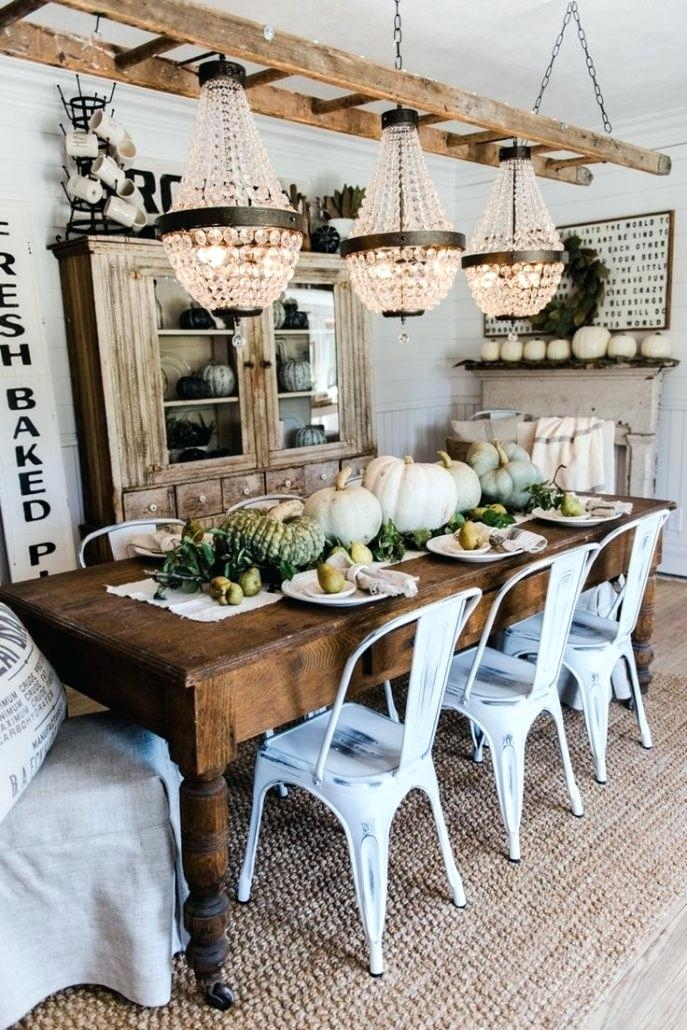 Popular Photo of Medium Elegant Dining Tables