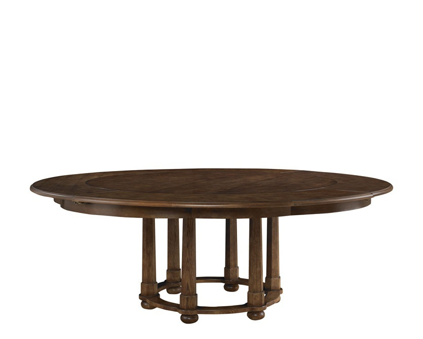 Popular Photo of Morris Round Dining Tables