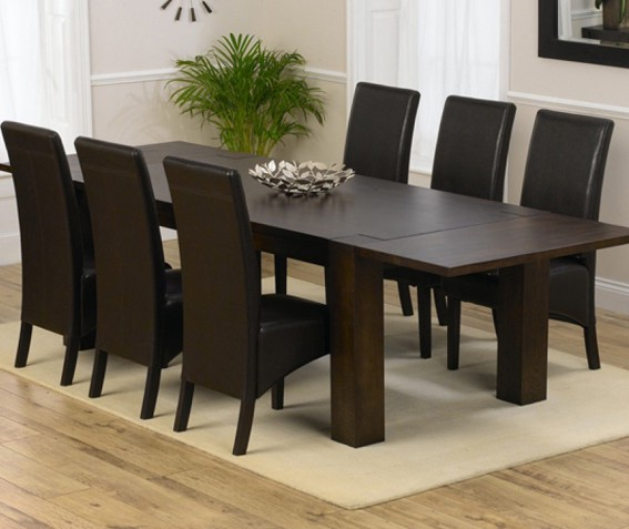Most Current Rectangular Dining Tables Within Which One Is Best For You? Round Or Rectangular Dining Table (#9 of 20)