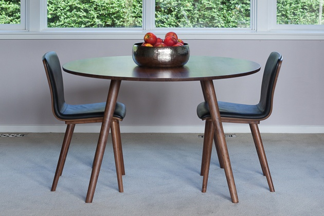 Most Current Rustic Mid Century Modern 6 Seating Dining Tables In White And Natural Wood With How To Buy A Dining Or Kitchen Table And Ones We Like For (#8 of 20)