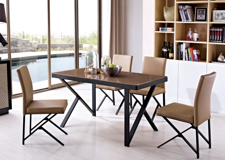 Most Current Wood Top Dining Tables For Us $ (#7 of 20)