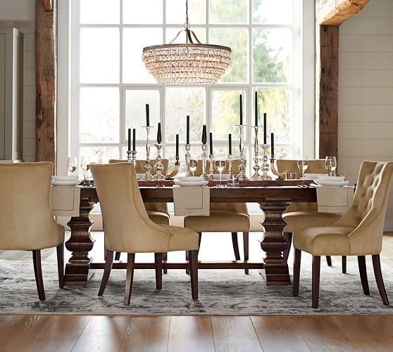 Most Popular Medium Dining Tables In Banks Extending Dining Table, Alfresco Brown (View 8 of 20)