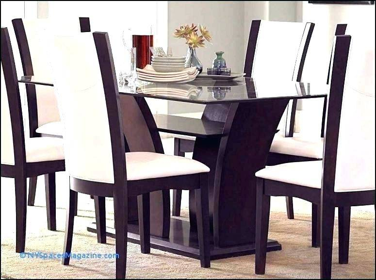 Most Popular Smoked Oval Glasstop Dining Tables In Dining Room Table Glass Top Wood Base Wooden Round (View 9 of 20)