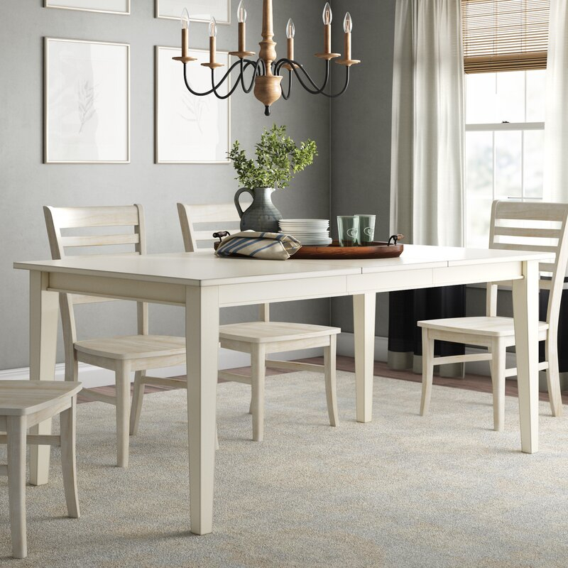 Most Recent Alamo Transitional 4 Seating Double Drop Leaf Round Casual Dining Tables Regarding Rowell Extendable Dining Table (#14 of 20)