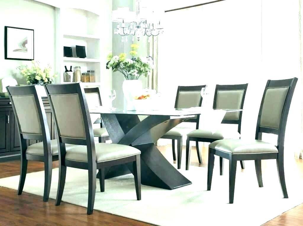 Most Up To Date Appealing Round Glass Top Dining Table And Chairs Dinette Regarding Retro Round Glasstop Dining Tables (#10 of 20)