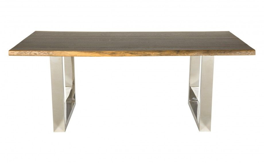 Most Up To Date Dining Tables In Seared Oak Within Let's Eat! Drexler Dining Table – Beautifully Grained (#13 of 20)