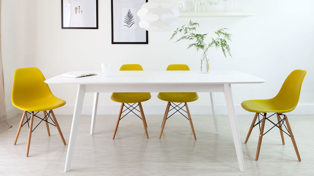 Most Up To Date Eames Style Dining Chair For Eames Style Dining Tables With Wooden Legs (#17 of 20)