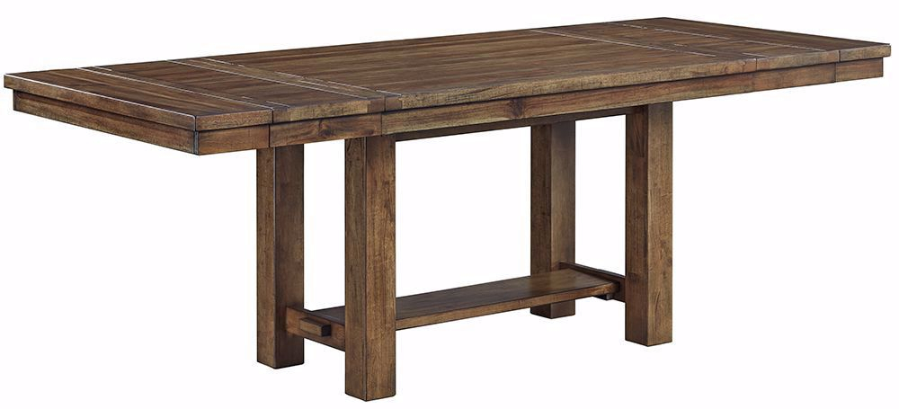 Most Up To Date Extension Dining Tables Throughout Moriville Rectangular Extension Dining Table (View 12 of 20)