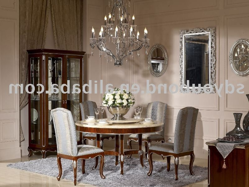 Neo Classic Furniture Yb Round Dining Table Buy Antique Inside Preferred Neo Round Dining Tables (View 2 of 20)