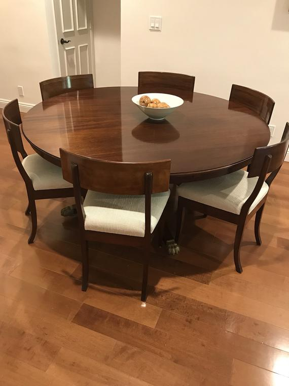 Neo Round Dining Tables Intended For Well Known Gorgeous Therien And Co (View 16 of 20)