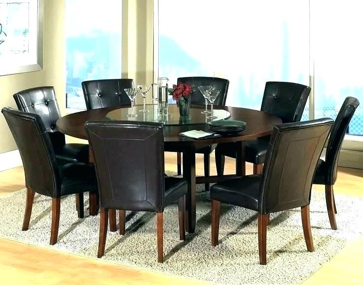 Newest Extraordinary Square Dining Table For 8 10 Kitchenaid Mixer Inside Contemporary 4 Seating Square Dining Tables (#15 of 20)