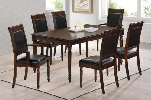 Newest Transitional 6 Seating Casual Dining Tables In Radian 6/8 Seater Dining Table Set – Estella (View 8 of 20)