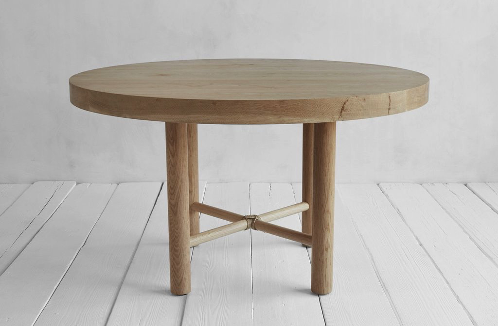 Nickey Kehoe Round Dining Table (View 3 of 20)