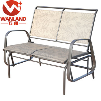 Outdoor Loveseat Glider Bench Rocking Chair,patio Porch Swing – Buy Glider Bench,glider Rocking Chair,glider Rocker Product On Alibaba Intended For 2 Person Loveseat Chair Patio Porch Swings With Rocker (View 14 of 20)
