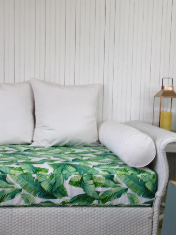 Outdoor Mattress Cover**porch Swing Cover**daybed Cover**bolster Cover**pillow Cover****free Shipping***** Intended For Lamp Outdoor Porch Swings (View 15 of 20)