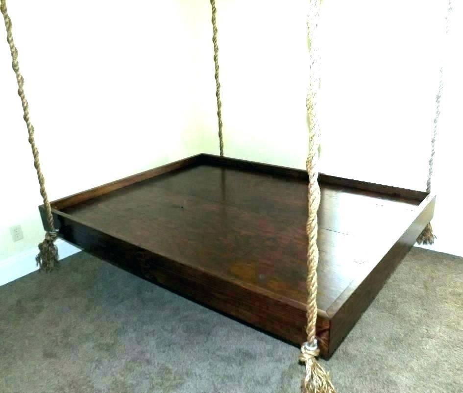Outstanding Hanging Bed Plans Bedrooms Wonderful Bedroom Regarding Lamp Outdoor Porch Swings (View 19 of 20)