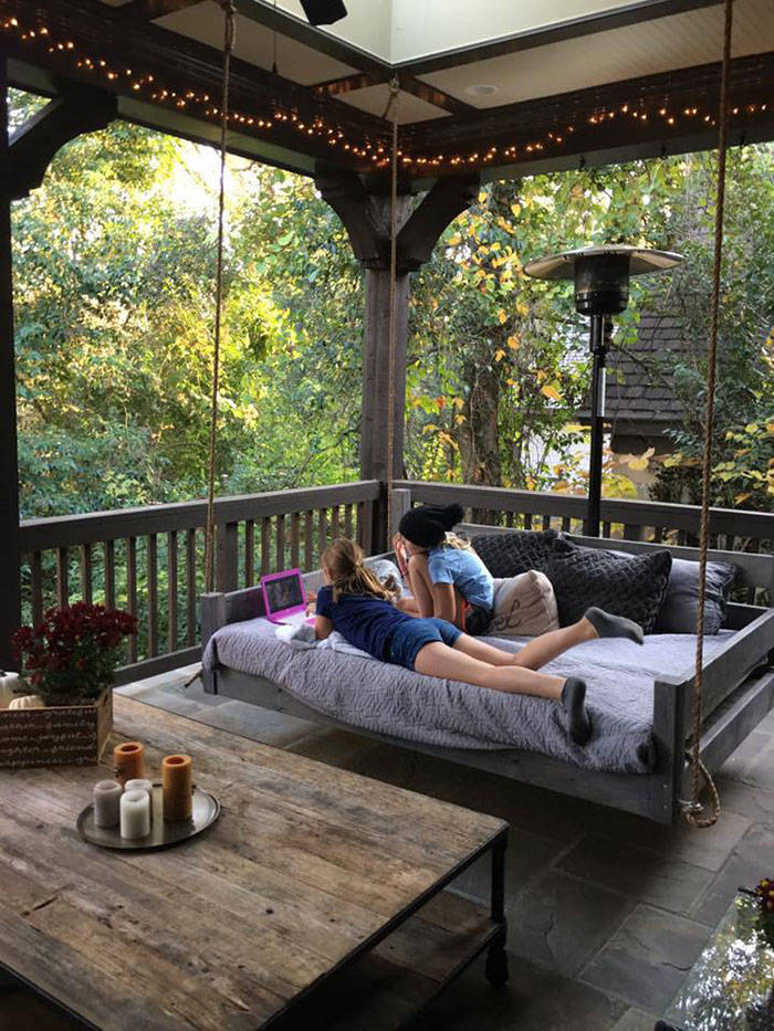 Outstanding Photo Bedrooms Going Freak Out These Locally Pertaining To Daybed Porch Swings With Stand (#14 of 20)