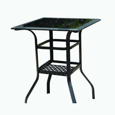 Patio Festival – Square – Patio Dining Tables – Patio Tables For Most Up To Date Patio Square Bar Dining Tables (View 13 of 20)