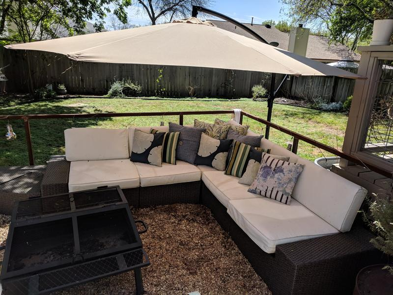 Patio, Lawn & Garden Porch Swings Oeyal Patio Swing Cover Pertaining To Patio Glider Hammock Porch Swings (#16 of 20)